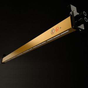 Luminaire linéaire LED pour zones dangereuses (Z2,Z22) avec une puissance de 63W - Devis sur Techni-Contact.com - 1