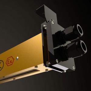 Luminaire linéaire LED pour zones dangereuses (Z2,Z22) avec une puissance de 75W - Devis sur Techni-Contact.com - 3