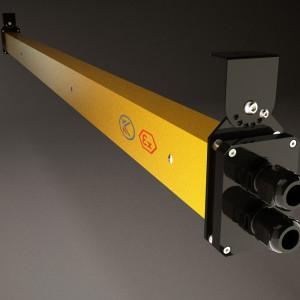 Luminaire linéaire LED pour zones dangereuses (Z2,Z22) avec une puissance de 75W - Devis sur Techni-Contact.com - 4