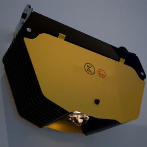 Luminaire pour zones dangereuses (Z2,Z22) avec une puissance de 132 W - Devis sur Techni-Contact.com - 1