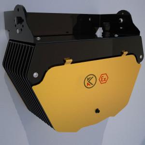 Luminaire pour zones dangereuses (Z2,Z22) avec une puissance de 132 W - Devis sur Techni-Contact.com - 2