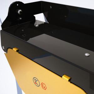 Luminaire pour zones dangereuses (Z2,Z22) avec une puissance de 132 W - Devis sur Techni-Contact.com - 3
