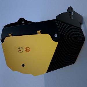 Luminaire pour zones dangereuses (Z2,Z22) avec une puissance de 269 W - Devis sur Techni-Contact.com - 2