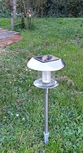 Luminaire solaire - Devis sur Techni-Contact.com - 1