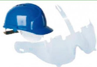 Lunette rétractable pour casque - Devis sur Techni-Contact.com - 1