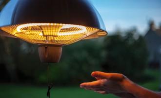 Lustre chauffant infrarouge - Devis sur Techni-Contact.com - 6
