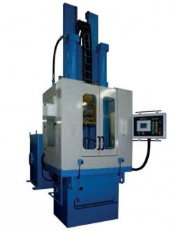 Machine à brocher verticale - Devis sur Techni-Contact.com - 1
