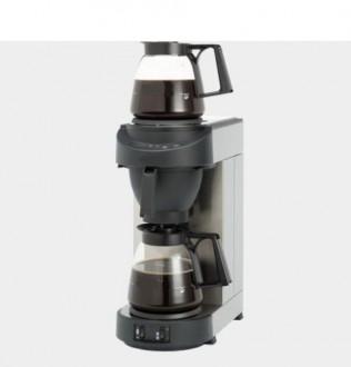 Machine à café professionnelle 2 verseuses - Devis sur Techni-Contact.com - 1