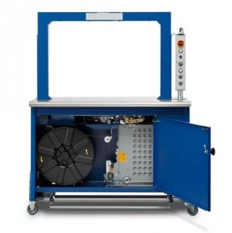 Machine à cercler automatique à pédales fixes - Devis sur Techni-Contact.com - 2