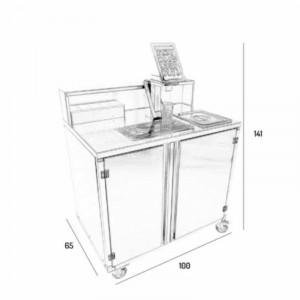 Machine à cocktails avec 8 ou 15 entrées - Devis sur Techni-Contact.com - 2