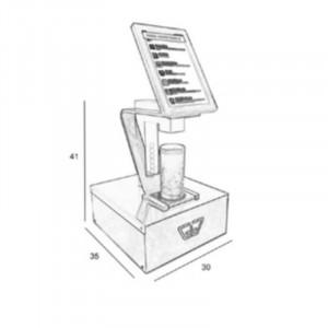 Machine à cocktails pour professionnels avec 8 entrées - Devis sur Techni-Contact.com - 2