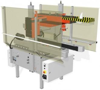 Machine à découper automatique pour carton - Devis sur Techni-Contact.com - 1