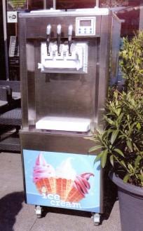 Machine à glace italienne 2 parfums - Devis sur Techni-Contact.com - 1