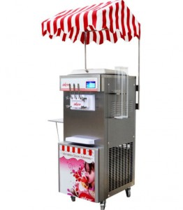 Machine à glace italienne écran tactile - Devis sur Techni-Contact.com - 1
