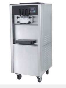 Machine à glace italienne sur roulettes - Devis sur Techni-Contact.com - 1