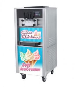 Machine à glace italienne sur roulettes - Devis sur Techni-Contact.com - 2