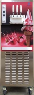 Machine à glace mobile à cuves réfrigérées - Devis sur Techni-Contact.com - 1