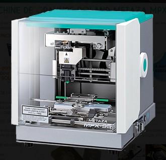 Machine à graver sur surfaces métalliques - Devis sur Techni-Contact.com - 1