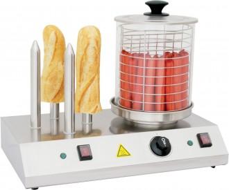 Machine à hot-dog professionnelle - Devis sur Techni-Contact.com - 1