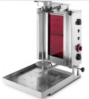 Machine à kebab électrique infrarouge - Devis sur Techni-Contact.com - 1
