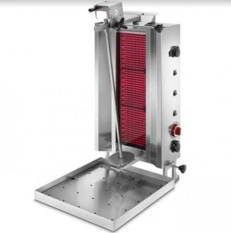 Machine à kebab électrique infrarouge - Devis sur Techni-Contact.com - 2