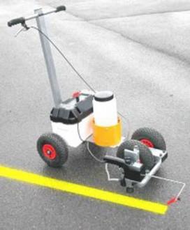 Machine a peindre airless avec batterie - Devis sur Techni-Contact.com - 1