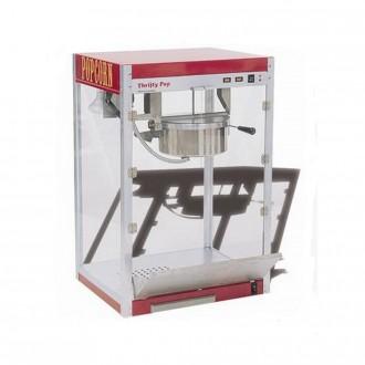 Machine à pop corn en aluminium - Devis sur Techni-Contact.com - 1