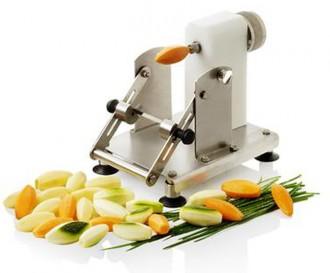 Machine à tourner les légumes inox - Devis sur Techni-Contact.com - 1
