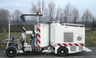 Machine de marquage routier neuve - Devis sur Techni-Contact.com - 1