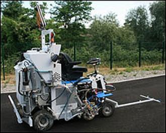 Machine de marquage routier occasion - Devis sur Techni-Contact.com - 1