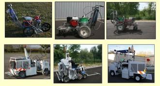 Machine de marquage routier occasion - Devis sur Techni-Contact.com - 3