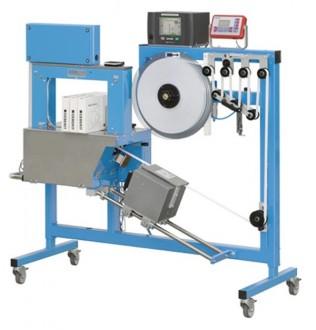 Machine de mise sous bande avec soudure à ultrason - Devis sur Techni-Contact.com - 1