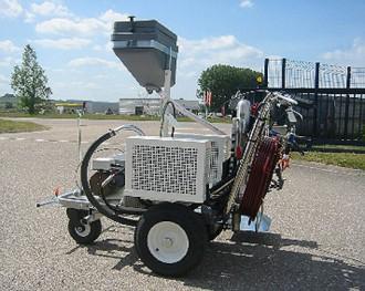 Machine de traçage routier multi motorisation - Devis sur Techni-Contact.com - 2