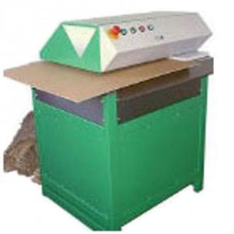 Machine recyclage carton en matériau de calage d'emballage - Devis sur Techni-Contact.com - 3