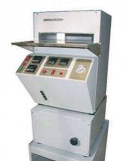 Machine tampon caoutchouc - Devis sur Techni-Contact.com - 1