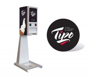 Machine à glace à l'italienne - Devis sur Techni-Contact.com - 1