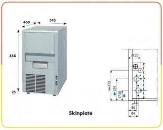 Machines à glacons professionnelles - Devis sur Techni-Contact.com - 2