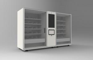 Magasin automatique de snacks - Devis sur Techni-Contact.com - 1