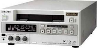Magnétoscopes numériques - DVCAM DSR-20/25 - Devis sur Techni-Contact.com - 1