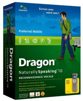 Mailing et gestion de contacts Dragon Naturally Speaking Mobile - Devis sur Techni-Contact.com - 1