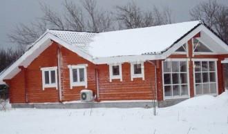 Maison en bois double madriers - Devis sur Techni-Contact.com - 2