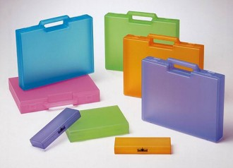 Malette plastique standard - Devis sur Techni-Contact.com - 2