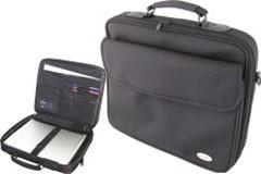Mallette 17 noire nylon - Devis sur Techni-Contact.com - 1