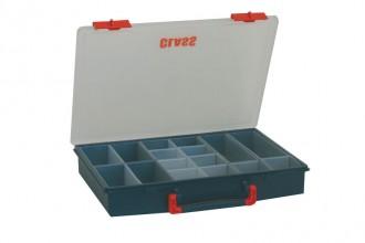 Mallette à outils en plastique - Devis sur Techni-Contact.com - 1