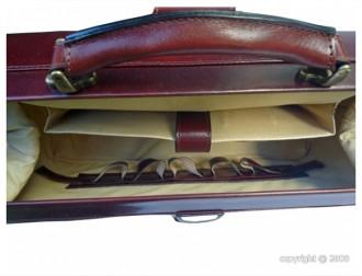 Mallette cuir à large languette - Devis sur Techni-Contact.com - 2