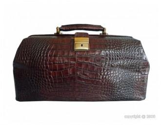 Mallette de luxe cuir de vachette - Devis sur Techni-Contact.com - 1