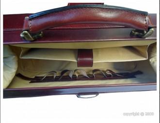 Mallette de luxe cuir de vachette - Devis sur Techni-Contact.com - 2