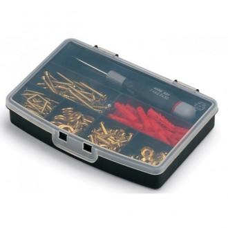 Mallette plastique transparente - Devis sur Techni-Contact.com - 1
