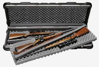 Mallette pour 4 carabines à lunettes - Devis sur Techni-Contact.com - 1