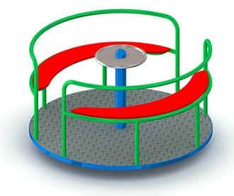 Manège extérieur pour enfants - Devis sur Techni-Contact.com - 3